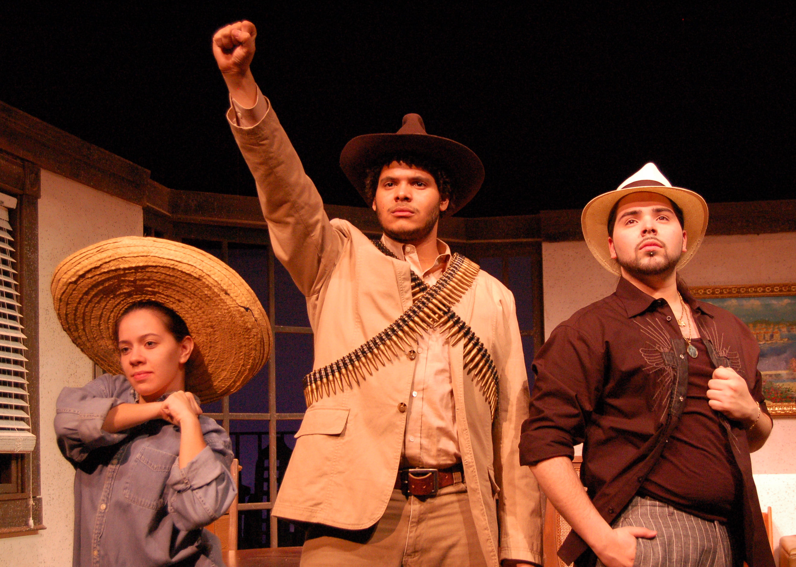 luis valdezs play los vendidos essay Los vendidos by: luis valdez summary (continued) third a one-act play by chicano playwright luis valdez east los angeles the play examines the stereotypes of latinos in california and how they are treated by local.